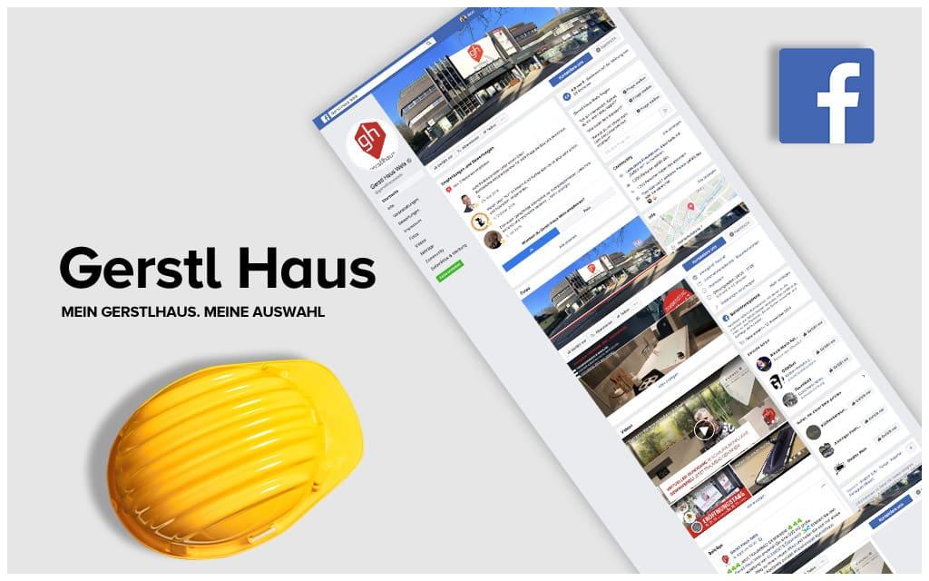 Gerstl Haus Facebook